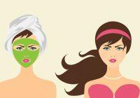 Gesichtspeeling - Neue Haut für das Gesicht auf koerperfett-analyse.de